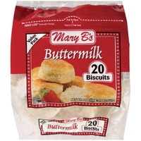 Mary B's Buttermilk 20 Ct Biscuits