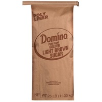Domino Pure Cane Golden Light Brown Sugar