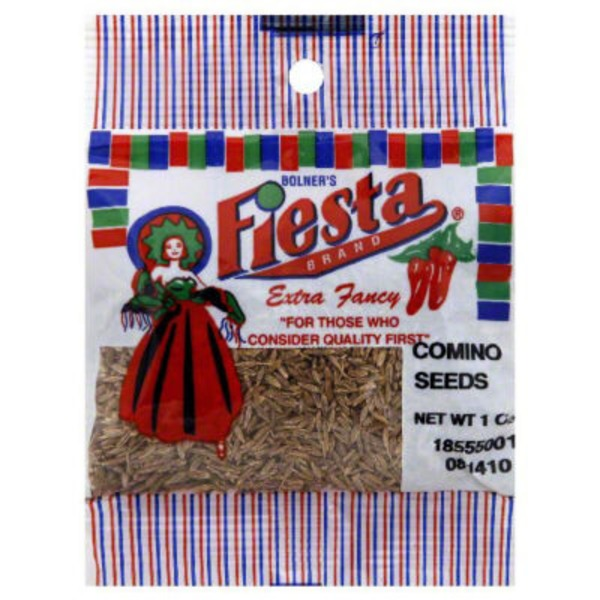 Fiesta Extra Fancy Comino Seeds