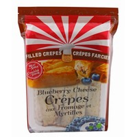 Crepini Blueberry Cheese Crepes