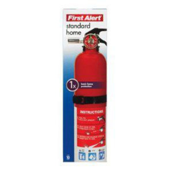 First Alert Multipurpose Fire Extinguisher