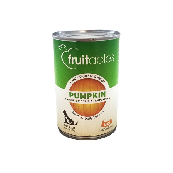 VTS Pumpkin Puree Dog Food
