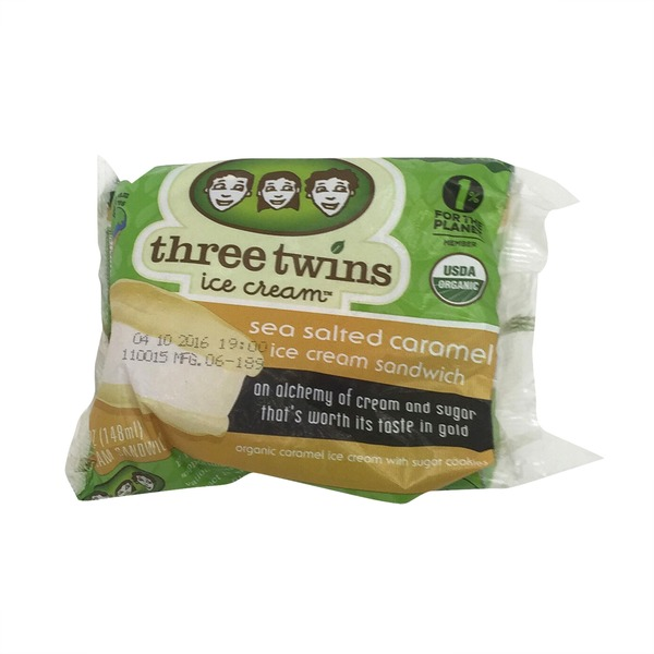 3 Twins Organic Sugar Cookie Sandwich