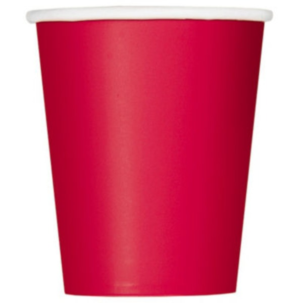 Unique 9 Oz Red Cups