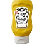 Heinz Yellow Mustard, 8 oz, Bottle