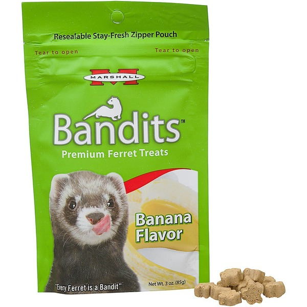 Marshall Bandits Premium Ferret Treats