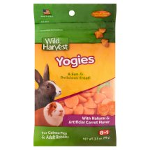 Wild Harvest Yogies for Guinea Pigs and Adult Rabbits, 3.5 oz