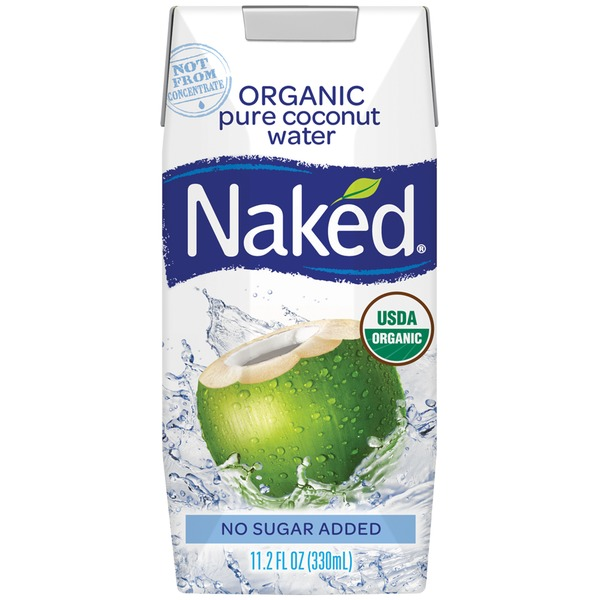 Naked Juice Pure Organic Coconut Water