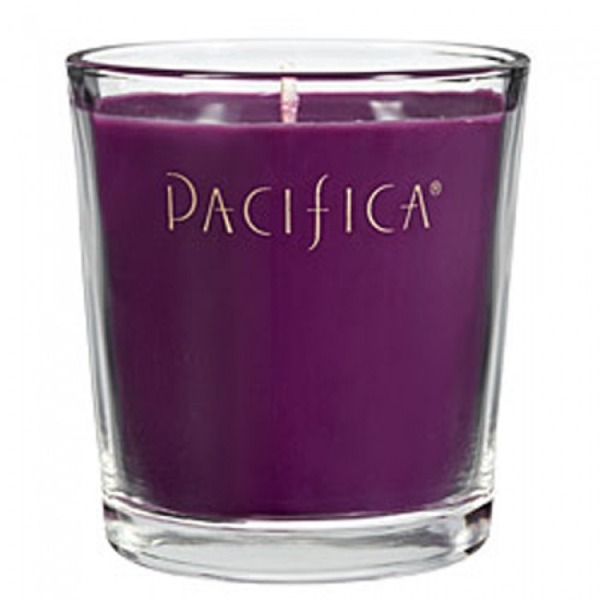 Pacifica Candle Lotus Garden Glass Soy