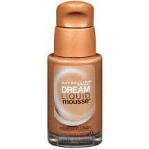Maybelline New York Dream Liquid Mousse Foundation, Pure Beige