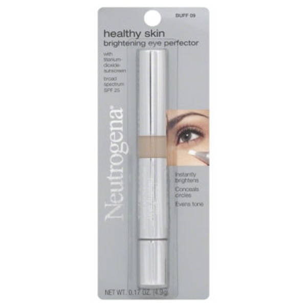 Neutrogena® Buff/09 Posted 4/3/2014 Healthy Skin® Brightening Eye Perfector