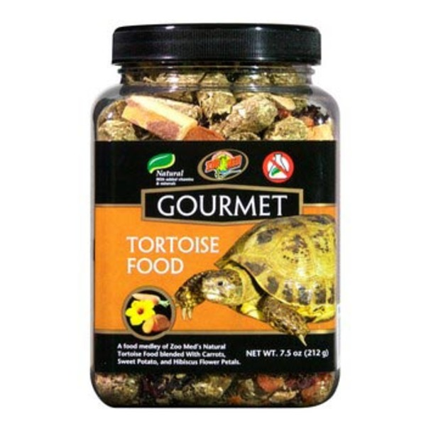 Zoo Med Gourmet Tortoise Food 6 Oz.