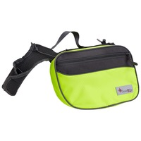 Good2 Go Yellow/Black Pack Leader Dog Backpack