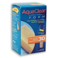 Aqua Clear Filter Insert Foam