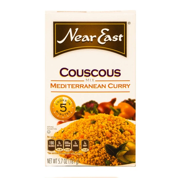 Near East Mediterranean Curry Couscous Mix