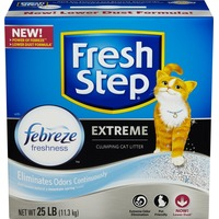 Fresh Step Extreme Scoopable Litter Scented
