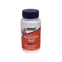 Now Hyaluronic Acid Double Strength 100 Mg