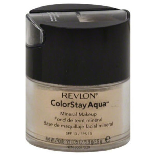 Revlon ColorStay Aqua Light Medium Mineral Powder Makeup