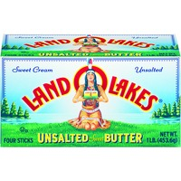 Land O Lakes® Sweet Cream Unsalted Sticks 4 ct Butter