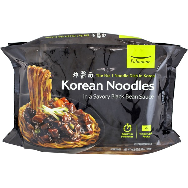 Pulmuone Korean Noodles