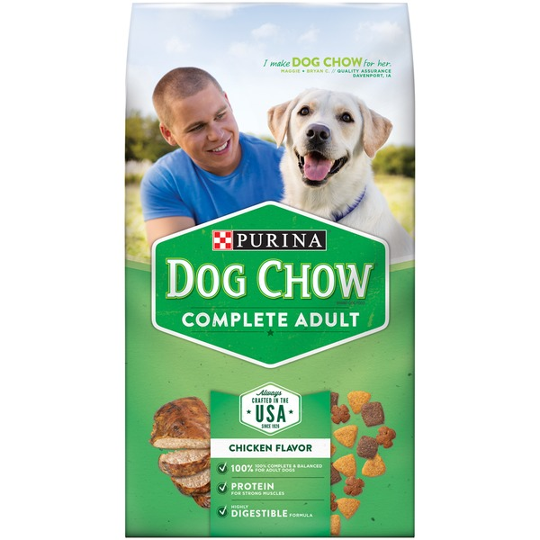 Dog Chow Complete Adult Complete Adult Dog Food