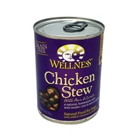 Wellness Chicken Stew Natural Food for Dogs