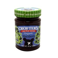 Crofter's Just Fruit Spread Organic Blackberry