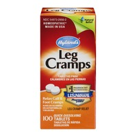 Hyland's Leg Cramps Quick-Dissolving Tablets - 100 CT