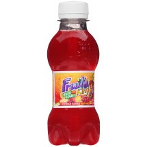 Fruity King Mini Soda, Fruit Punch, 5.75 Fl Oz, 1 Count