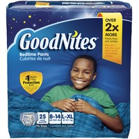 GoodNites Boy's Large/Extra Large Bedtime Pants