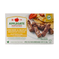 Applegate Chicken & Maple Breakfast Sausage Links