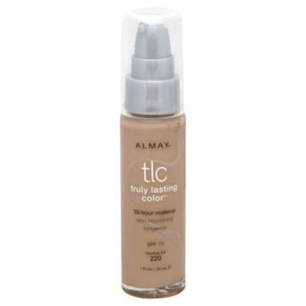 Almay 16 Hour Makeup Neutral 04 220