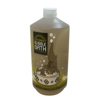 Alaffia Everyday Coconut & Chamomile Bubble Bath For Babies And Up