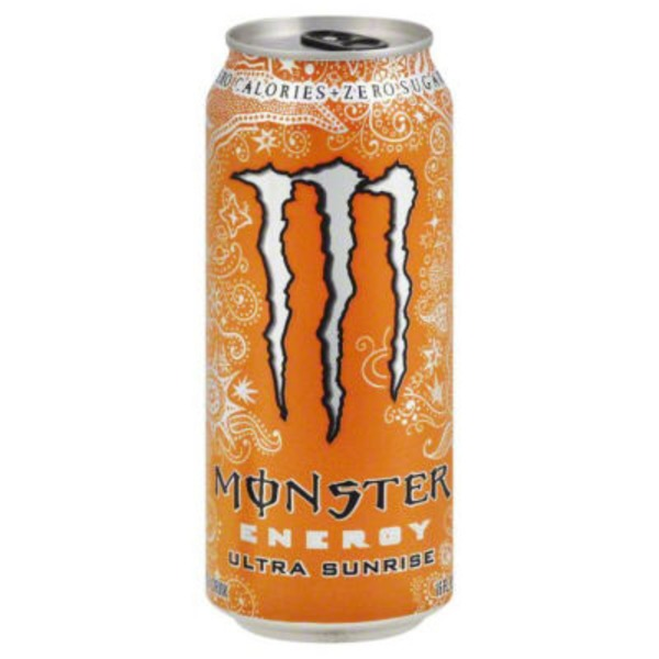 Monster Energy Monster Ultra Sunrise Energy Drink