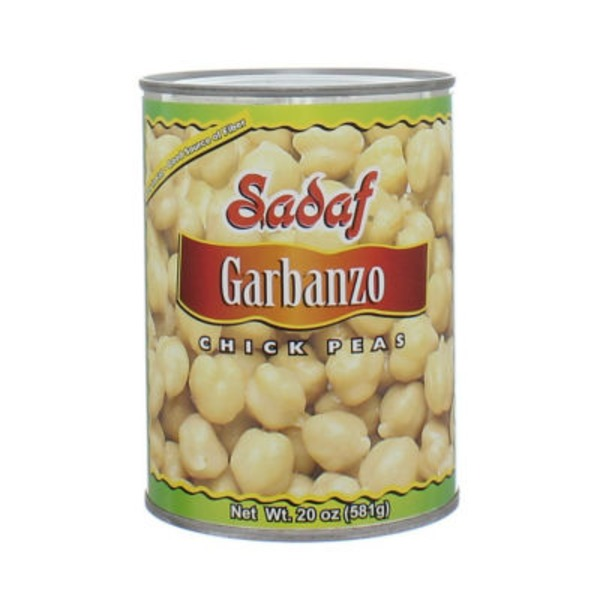 Sadaf Garbanzo Chic Peas