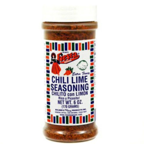 Fiesta Chili Lime Seasoning
