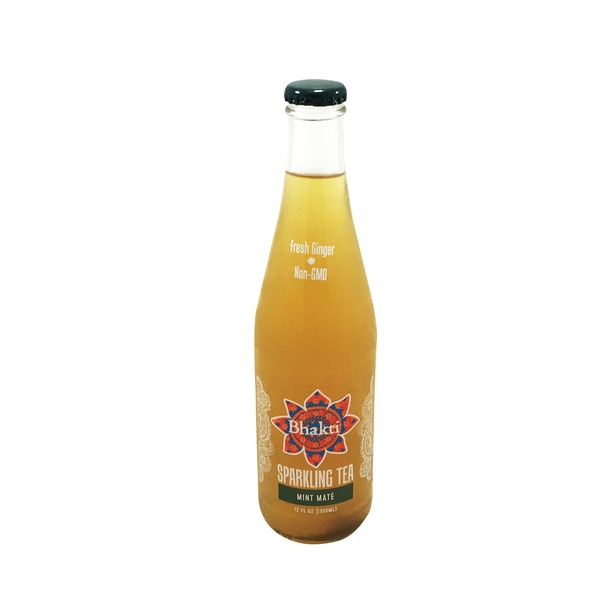 Bhakti Sparkling Mint Mate Tea