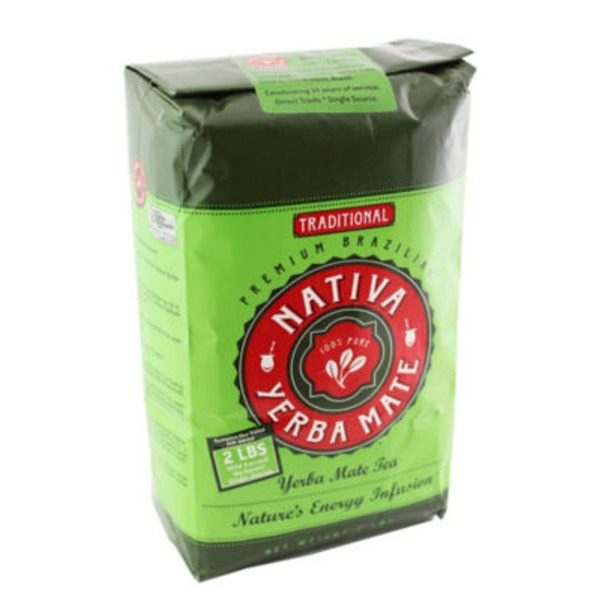 Nativa Yerba Mate Loose Leaf Yerba Mate Tea