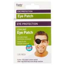 Flents Eye Protection 1 Concave Eye Patch