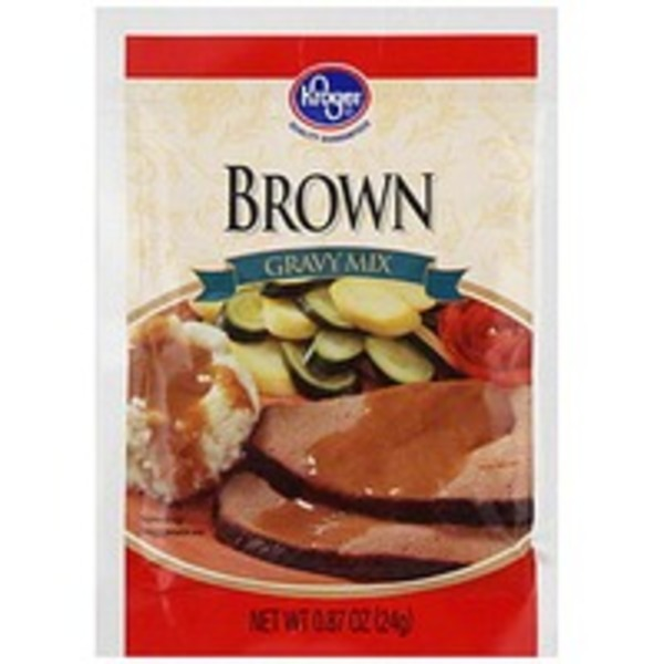 Kroger Gravy Mix