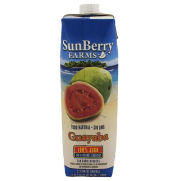 Sun Berry Farms 100% Guava Juice