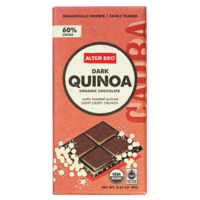 Alter Eco Dark Quinoa Organic Chocolate