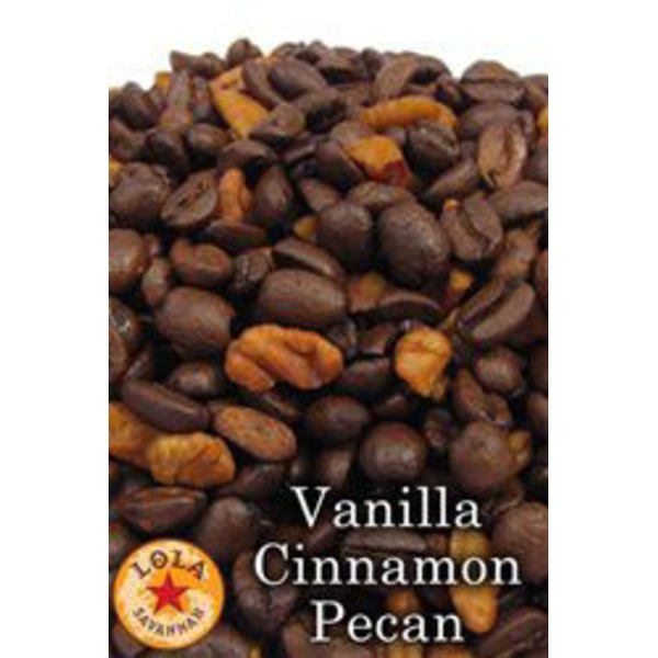 Lola Savannah Vanilla Cinnamon Pecan Coffee