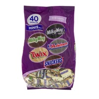Snickers Mars Chocolate Favorites Minis Variety Pack