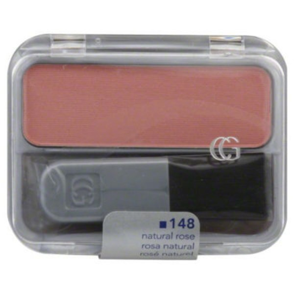 CoverGirl Cheekers COVERGIRL Cheekers Blendable Powder Blush, Natural Rose .12 oz (3 g) Female Cosmetics