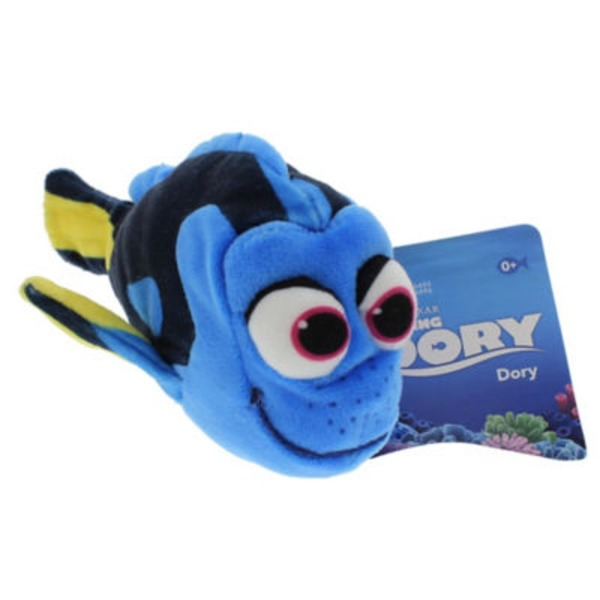 Bandai America Finding Dory Mini Plush Assorted Varieties