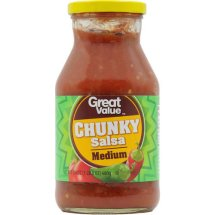 Great Value Medium Chunky Salsa, 24 oz