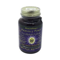 HealthForce Friendly Force Ultimate Probiotic  25 Billion Vegan Caps