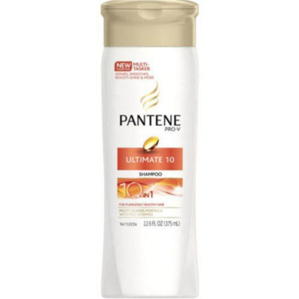 Pantene Ultimate 10 Pantene Pro-V Ultimate 10 BB Shampoo 12.6 fl oz  Female Hair Care