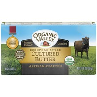 Organic Valley European-Style Cultured Butter